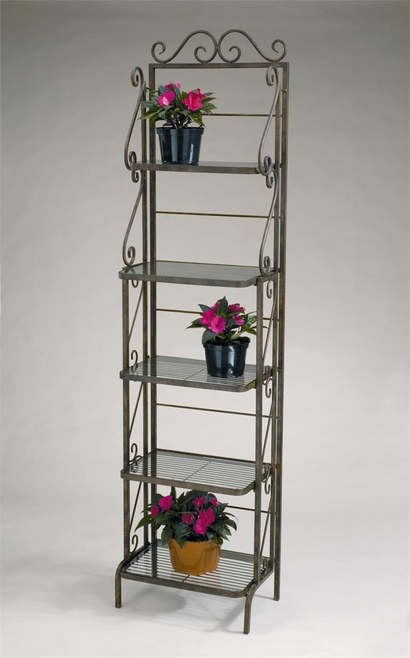 hanging bakers rack the alsace hanging center bakers. Black Bedroom Furniture Sets. Home Design Ideas